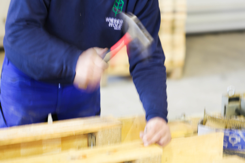 Holzhandwerk